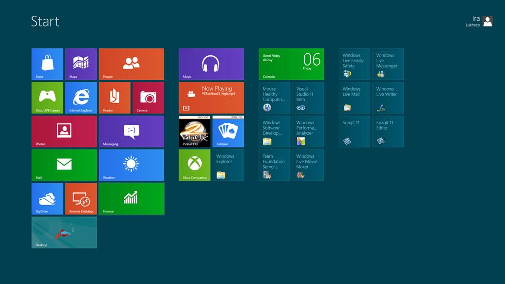 шаблоны Windows - фото 7